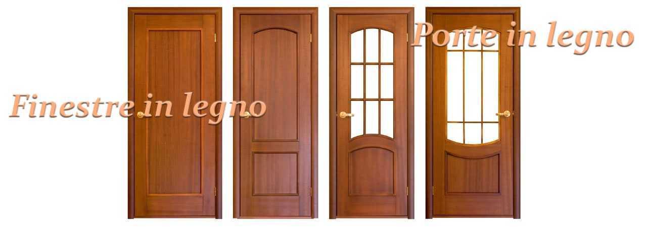 Porte finestre legno idea formia latina - Porte finestre legno ...