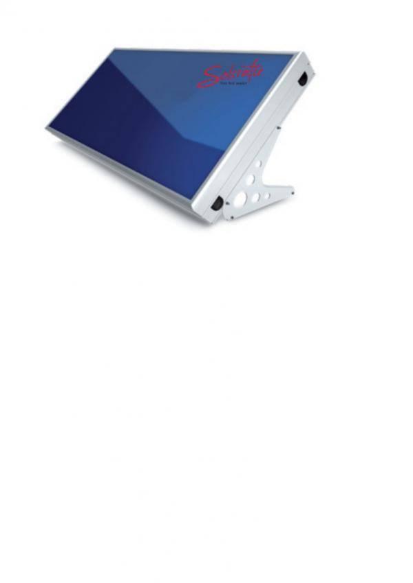 Pannello Solare Solcrafte : Sistema solare solcrafte ceramiche albatros s r l