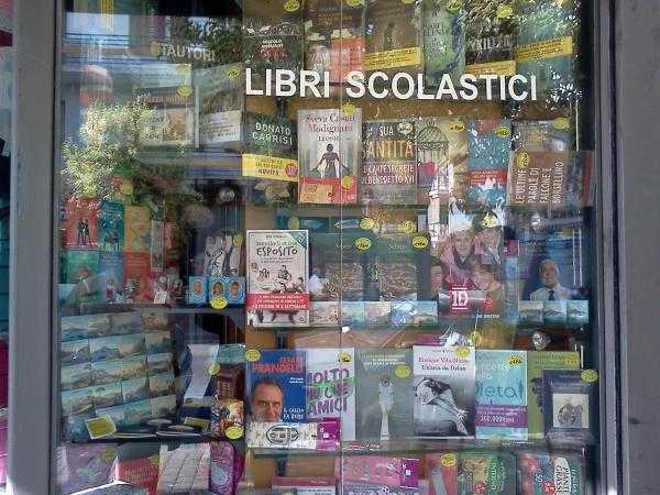 Cartolibreria napoli soccavo ideal book napoli for Vendita libri scolastici