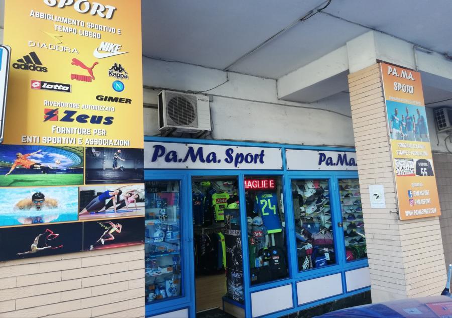 Pa.Ma. Sport Articoli sportivi Vomero