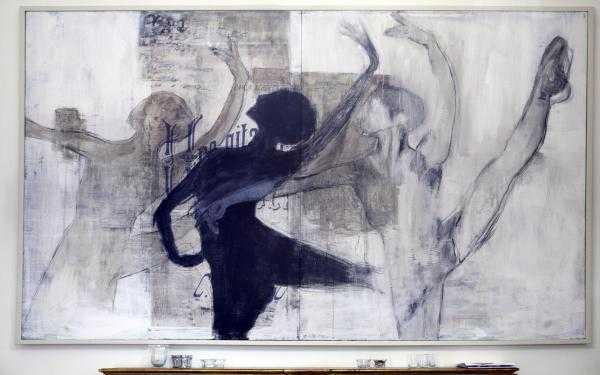 Pittore artista contemporaneo italiano nicola ciaccia for Disegni di bungalow contemporanei