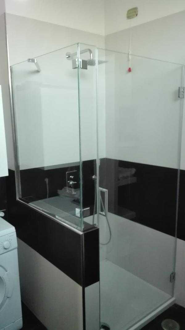 Box doccia su misura arredo bagno vomero napoli - Arredo bagno napoli ...