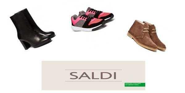 Scarpe Benetton a meta\' prezzo saldi Bologna - Benetton Store Marcolfa