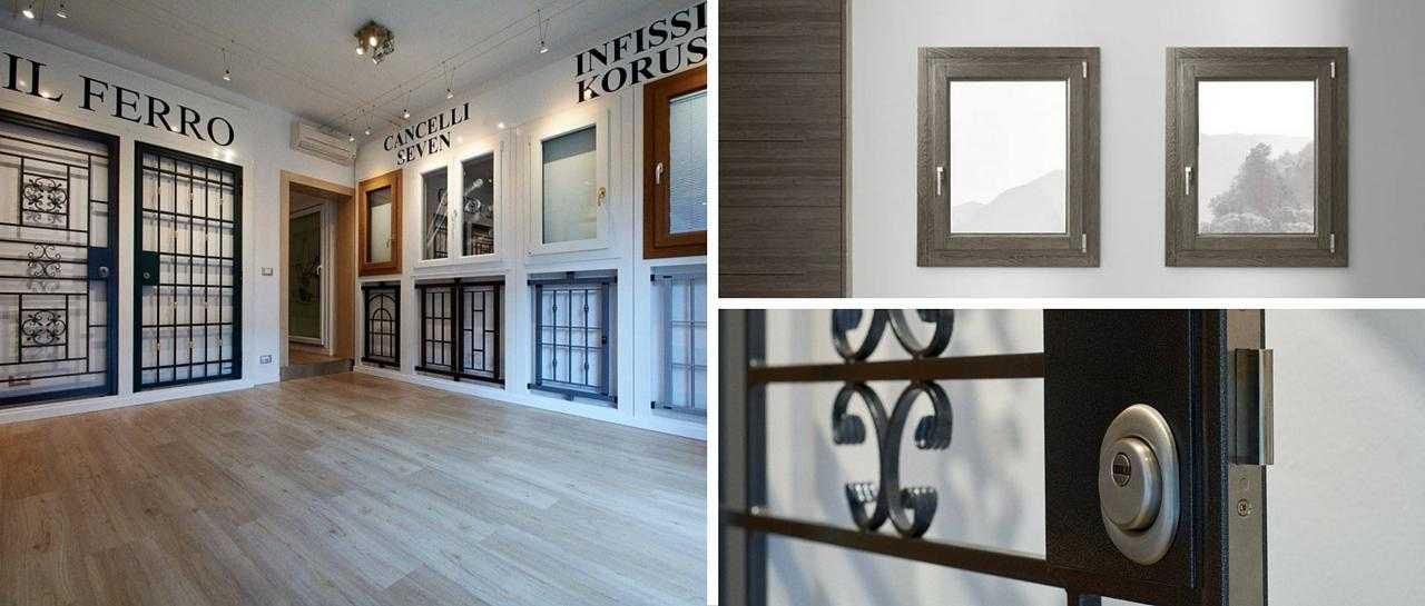 Realizzazione porte interne sasso marconi il ferro porte - Porte finestre bologna ...