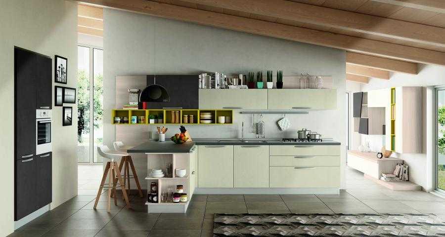 Idee arredo cucina idea creativa della casa e dell - Idee cucina moderna ...
