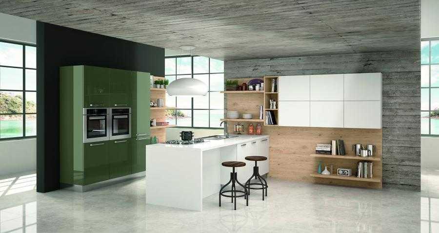 Cucine modena ellezeta arredamenti - Cucine su misura modena ...