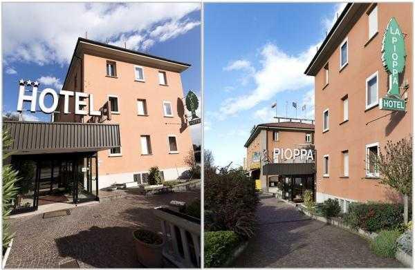 Hotel la pioppa zona aeroporto bologna for Hotel bologna borgo panigale