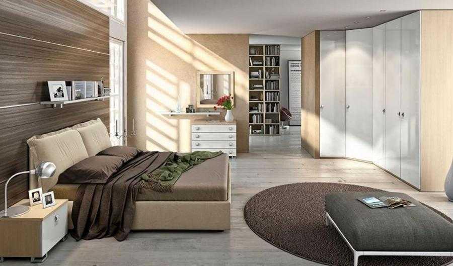 Camere matrimoniali classiche e moderne Falconara - B&b Arredamenti