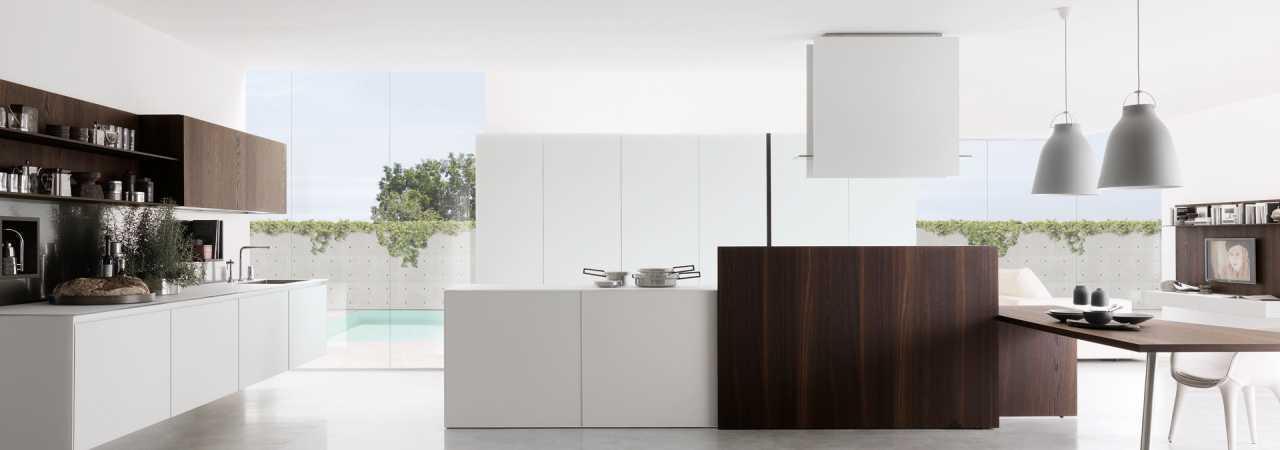 Ristrutturazioni d 39 interni vomero infissi in pvc cucine for Arredo esterno design