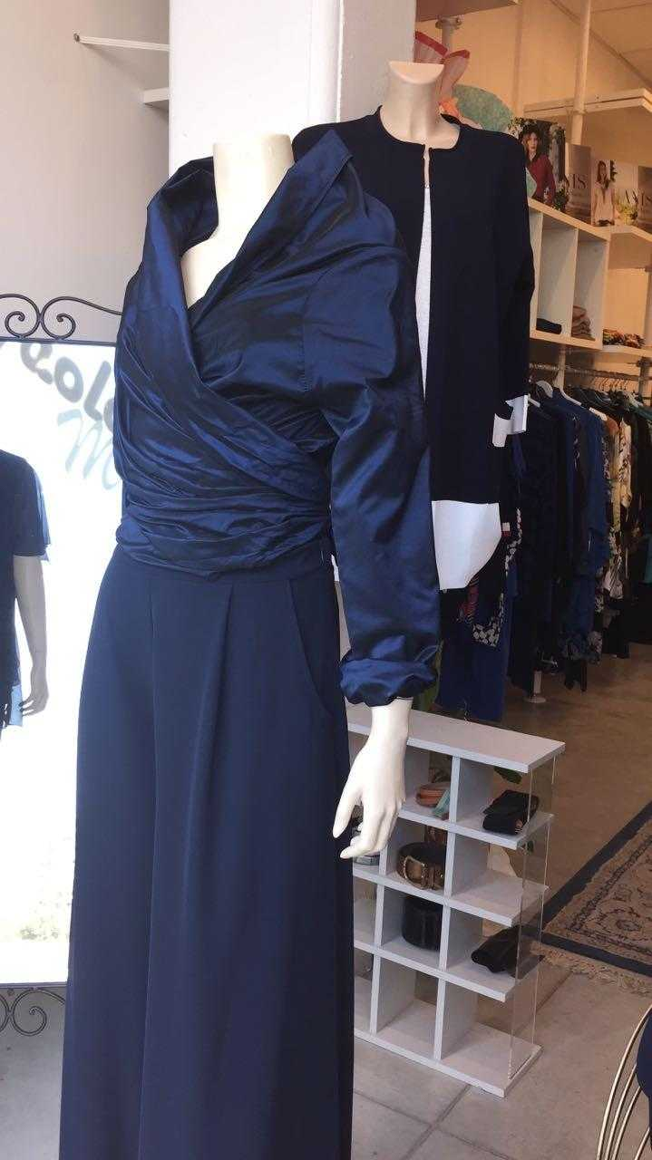 32d7c55441ee Foto 70609 Paola Moda abbigliamento donna Lugo. Nuova vetrina con capi da  cerimonia (4)