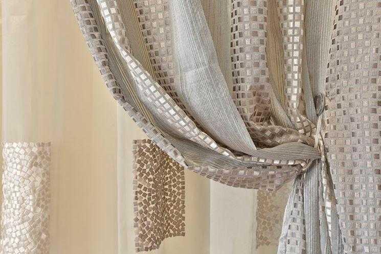 Tessuto per tende: tessuti per tende tende e veneziane archiproducts