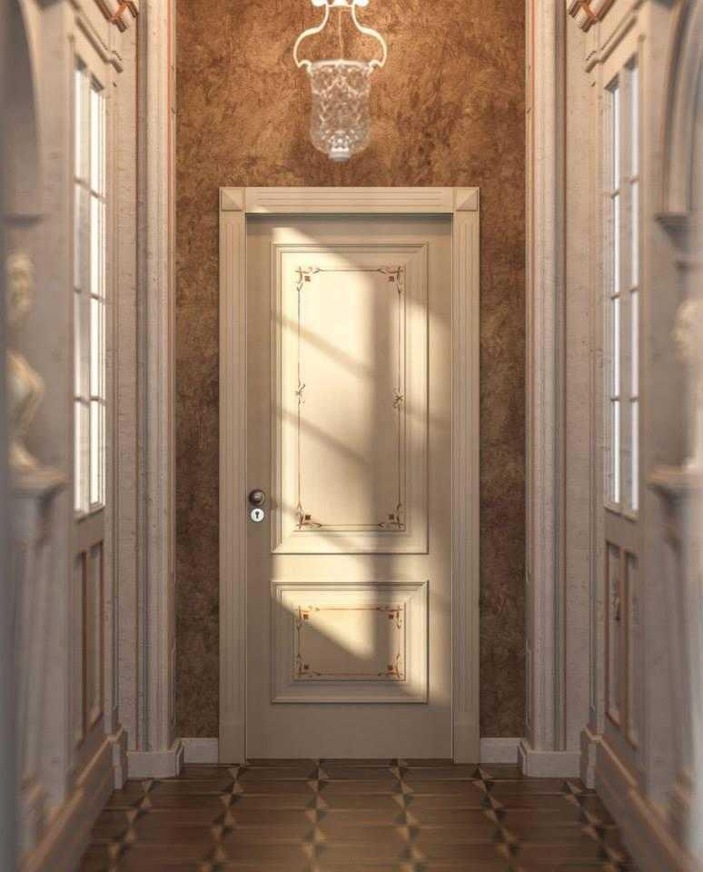 Cmp serramenti pvc legno e alluminio falconara marittima - Porte laccate o laminate ...