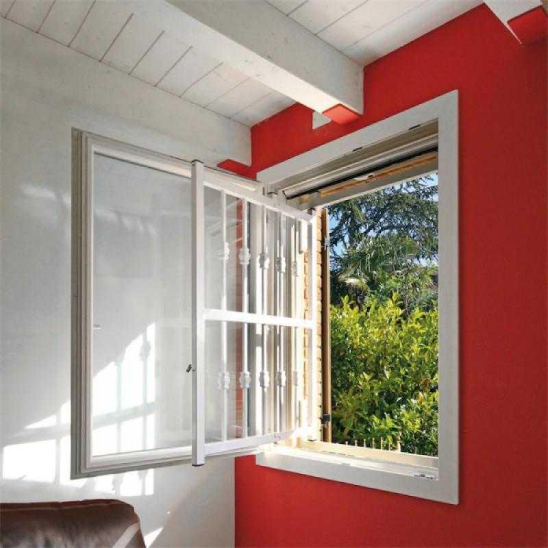 Grate di sicurezza per porte e finestre falconara cmp - Grate di sicurezza per finestre ...