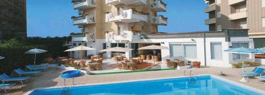 Hotel  Stelle Pesaro Sul Mare Con Piscina