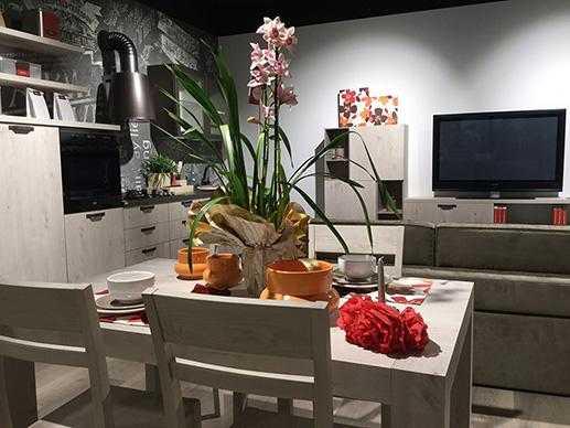 badaloni arredamenti- centro cucine lube ancona - Tavoli Soggiorno Lube