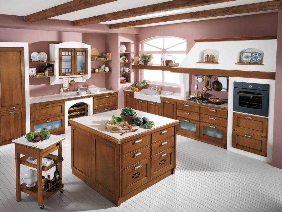 Offerta Cucine in legno massello Loreto e Ancona - Fratelli ...