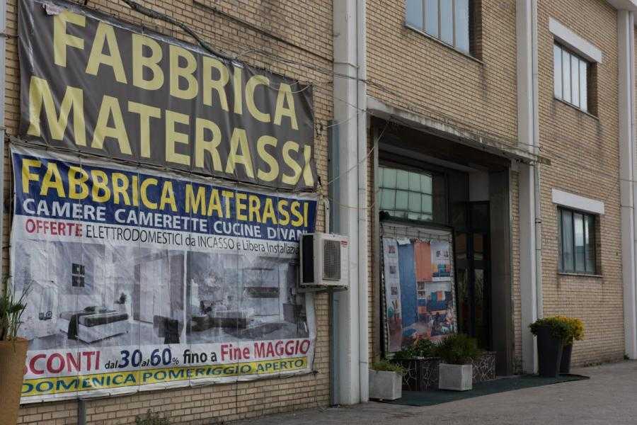 Mondo materassi, Fabbrica Materassi Osimo