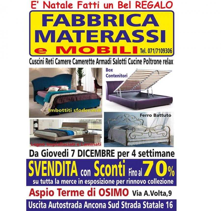 Materassi Ancona.Fabbrica Materassi Osimo