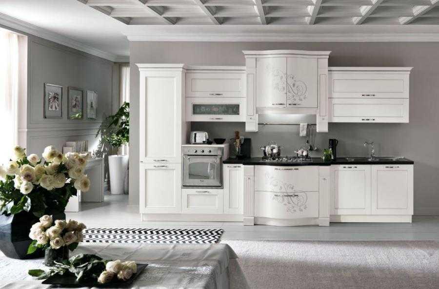 Avangard ve klasik tasarım mutfak modelleri idee casa cucine